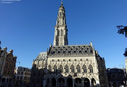 Beffroi et Grand-Place d'Arras